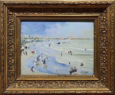 Martha Walter, 'A Day At The Beach', 1915