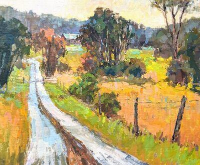 Millie Gosch, 'Old Farm Road', 2020