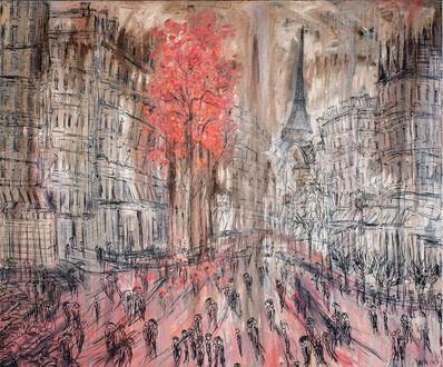 Layla Fanucci, 'Paris Opus 999 Giclee', 2012