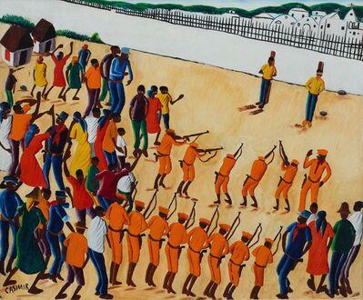 Laurent Casimir, 'Untitled (Political Firing Range)'