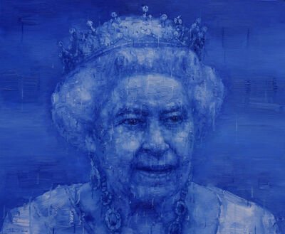 Adam Chang, 'Queen Elizabeth II', 2019