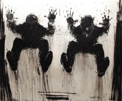 Richard Hambleton, 'Jumping Shadows', 2013