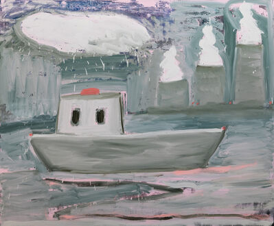 Kathryn Lynch, 'Boat and Industry', 2017