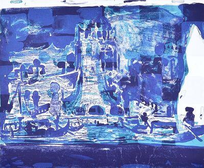 Tal R, 'New World City', 2000-2010