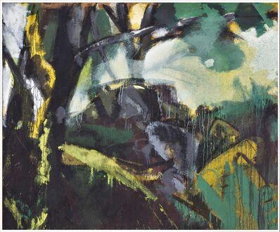 Bernd Koberling, 'Unter den Bäumen ', 1979
