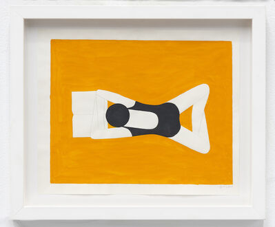 Geoff McFetridge, 'Sketch II', 2013