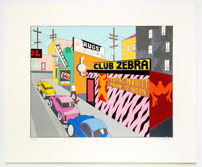 Ken Price, 'Plain of Smokes', 1981
