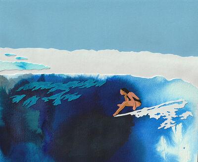 Francesca Gabbiani, 'Surfette 18 (Kassia)', 2021