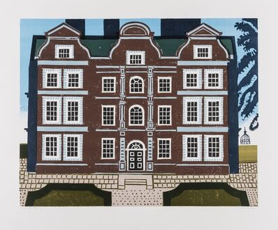 Edward Bawden, 'Kew Palace', 1960
