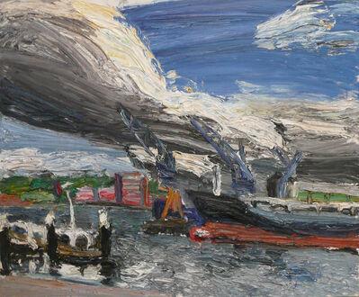 Christopher Lehmpfuhl, 'Grosse Wolke (Kiel)', 2006