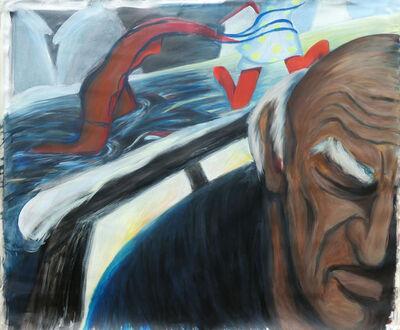 Geri Merz, 'Einsamkeit', 2001