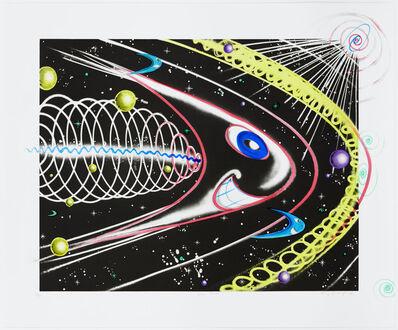 Kenny Scharf, 'Space Travel', 2002