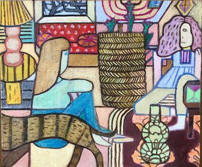 Nora Riggs, 'Attic Room', 2018