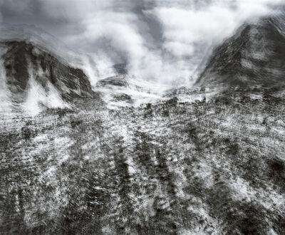 Eric Bourret, 'Walk - Landscape 3 - dans la gueule de l'espace - Zanskar, Himalaya 2 ', 2010