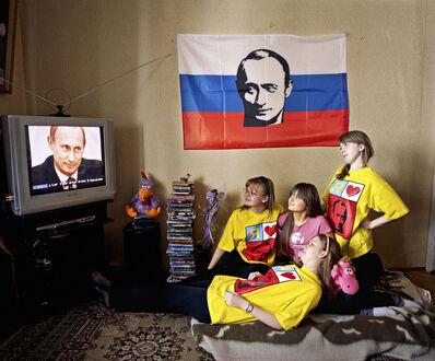 Bela Doka, 'FC Putin girls', 2007