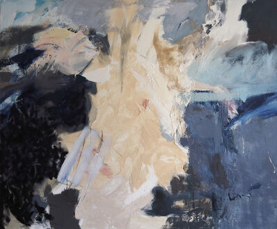 Gail Harvey, 'Winter Shore', 2016