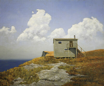 Peter Sculthorpe, 'A Home by the Sea', 2018