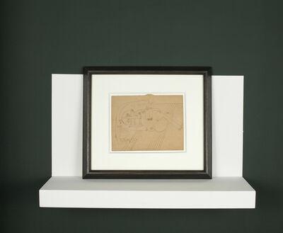 Wifredo Lam, 'Untitled', 1941
