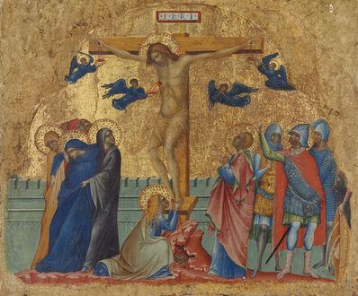 Paolo Veneziano, 'The Crucifixion', ca. 1340
