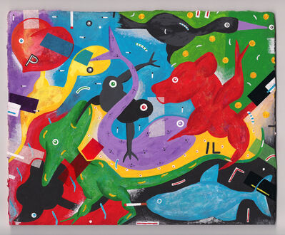Tony Camargo, 'Sem Título, da série Desenhos [Untitled, from the series Drawings]', 2009
