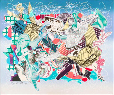 Frank Stella, 'Spectralia from Imaginary Places', 1994-1995