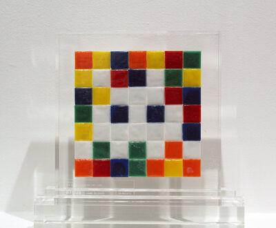 Invader, 'Alias (NY_35)', 2009