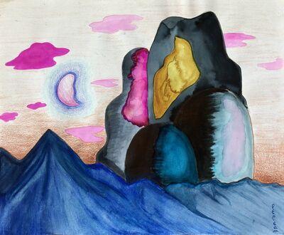 Nikola Alexandria Pepera, 'Pink Moon', 2019