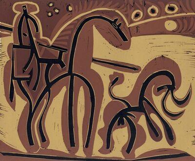 Pablo Picasso, 'The 1962 Linocuts', 1962