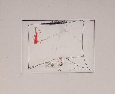 Giuseppe Santomaso, 'Senza Titolo', 1968