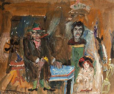 James Martin, 'Mobster and Dingus', 1994