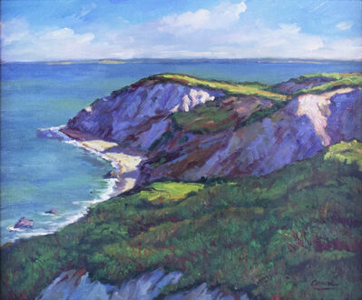 Foster Caddell, 'Gay Head, Martha's Vineyard', 1996