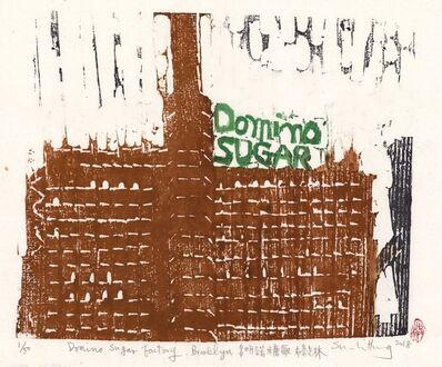 Su-Li Hung, 'Domino Sugar Factory, Brooklyn.', 2018
