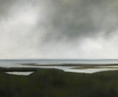 Christie Scheele, 'Soft Rain over  the Flats', 2021
