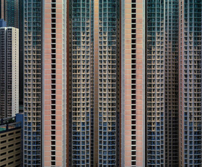 Michael Wolf (b. 1954), 'Architecture of Density #20', 2007