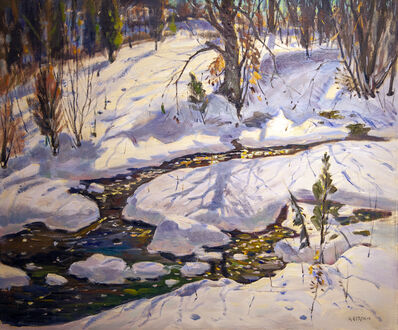 Antonio Cirino, 'Snow Creek', 1889-1983