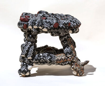 Llane Alexis, 'Little Monster Stool', 2019