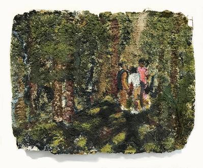 Jarrett Key, 'Huddle', 2019