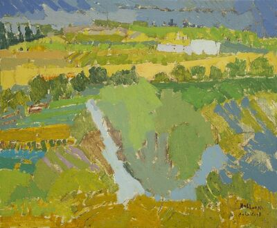 Issa Halloum, 'Landscape', 2018