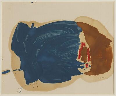 Helen Frankenthaler, 'Untitled', 1961-1962