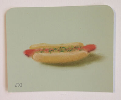 Mie Yim, 'Hot Dog', 2015