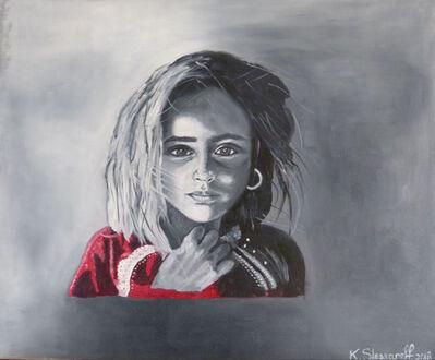 Katia Slessareff, 'Zana', 2018