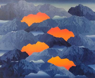 Beau Carey, 'Magdalenfjorden', 2019