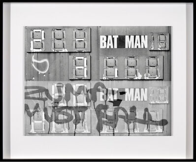 Alastair Whitton, 'Batman & Zuma, Rondebosch', 2014 -2019
