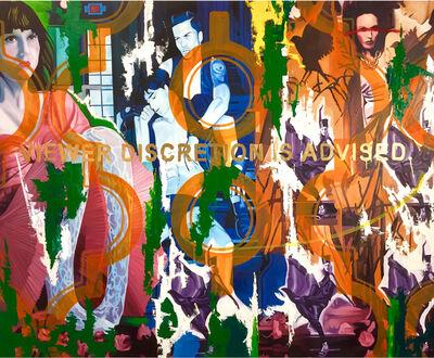 John Grande, 'Viewer Discretion Advised', 2016