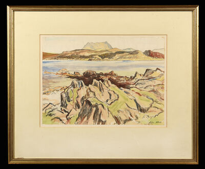 John Nash, 'The Scottish Island of Iona', 1920-1960