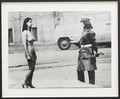 Ewa Partum, 'Self-Identification', 1980-1989