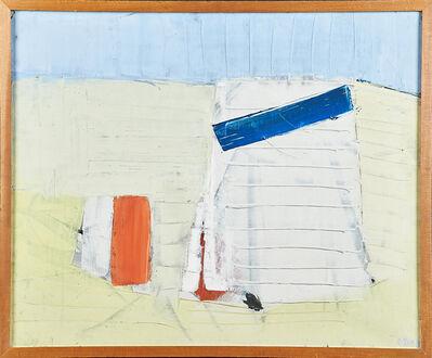Olivier Debré, 'Petite Plage', 1957
