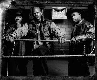 Jonathan Mannion, 'Run DMC'