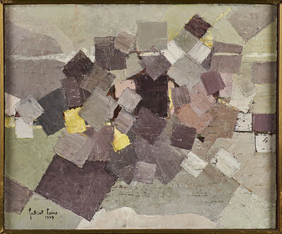 """Gabriel Loire, '""""Les Jeux Marais Salon""""', 1969"""