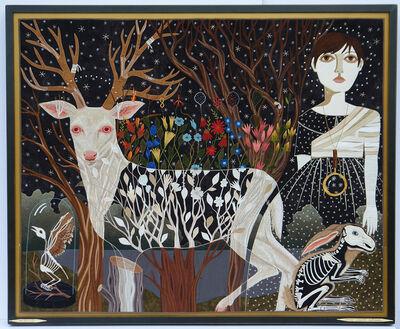 Chris Roberts-Antieau, 'Albino', 2014